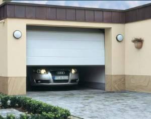 Puertas de garaje seccionales Valencia