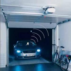 Instalación de motores para puertas de garaje en Valencia