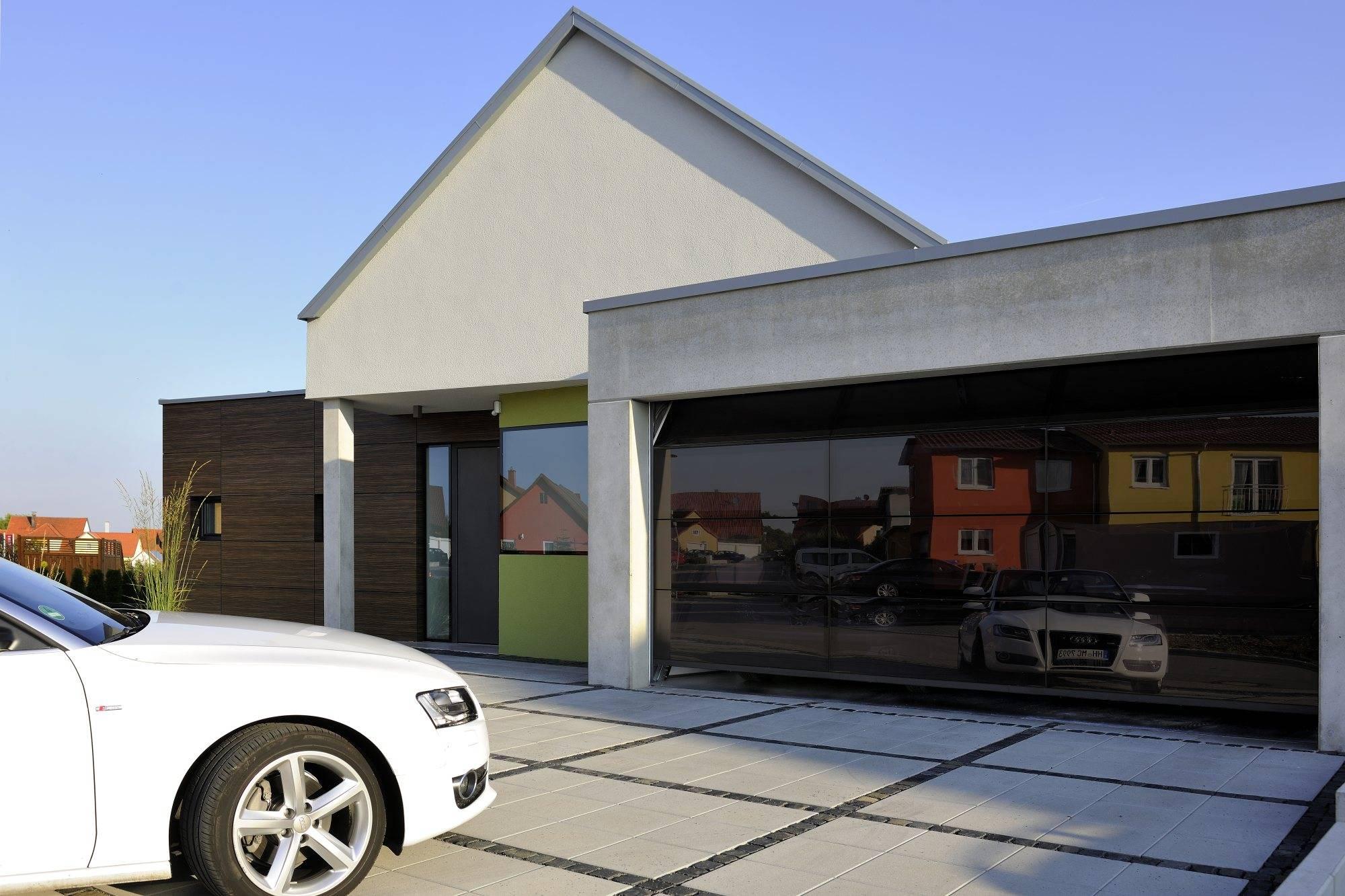 Venta e instalación de puertas para garaje
