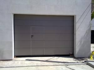 Instalación puertas de garaje en Valencia