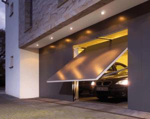 Venta de puertas para garaje en Valencia