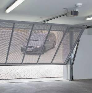 Motorización puertas de garaje