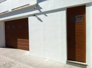 Presupuesto puertas garaje Valencia
