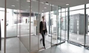 Puertas automáticas de cristal Valencia