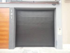 Puertas de garaje enrrollables Valencia