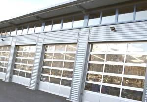 Venta de puertas industriales Valencia - Empresa con experiencia