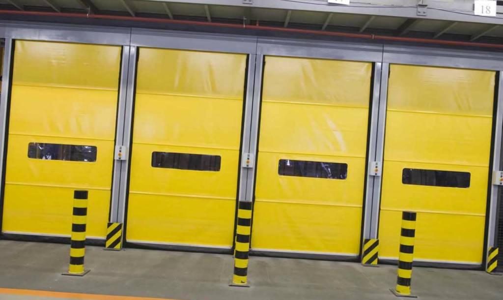 Venta de puertas industriales Valencia - Servicios de calidad