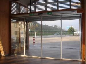 Empresa de puertas automáticas de cristal Valencia