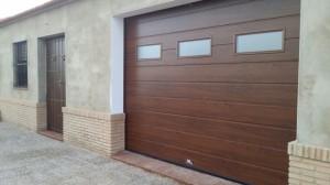 Realizamos ofertas puertas de garaje Valencia de calidad