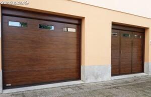 Empresas de puertas de garaje seccionarles Valencia