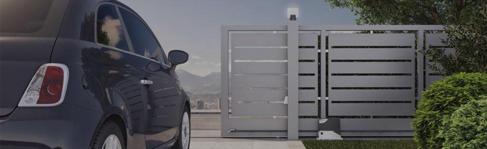 Venta de automatismos para puertas