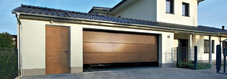 Empresa de puertas de garaje