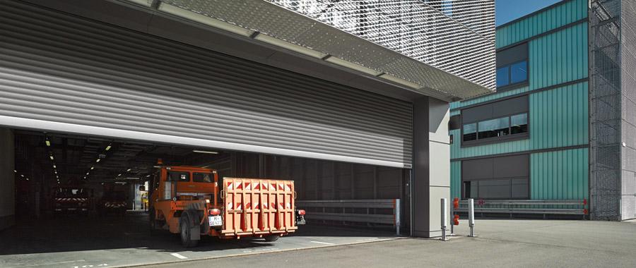Servicio técnico y mantenimiento de puertas industriales