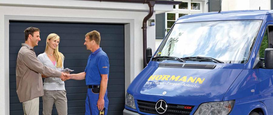Servicio técnico y mantenimiento de puertas residenciales