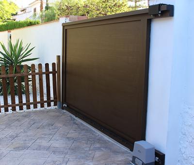 Puertas correderas de aluminio Valencia